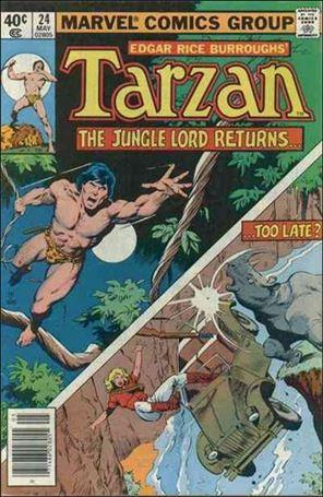Tarzan (1977) 24-A
