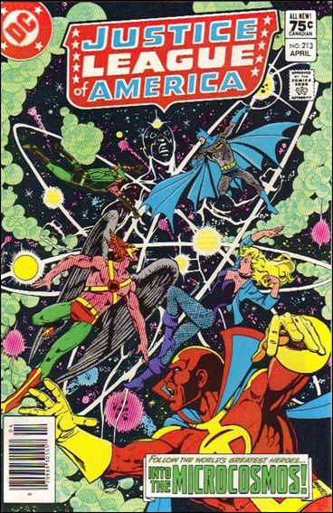 Justice League of America (1960) 213-B by DC