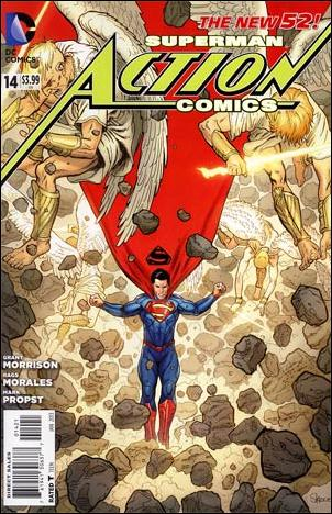 Action Comics (2011) 14-D by DC