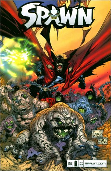Spawn 126-A by Image