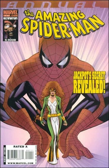 Amazing Spider-Man Annual '1'-A by Marvel