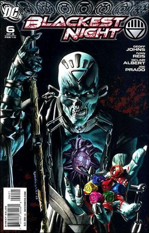 Blackest Night 6-B