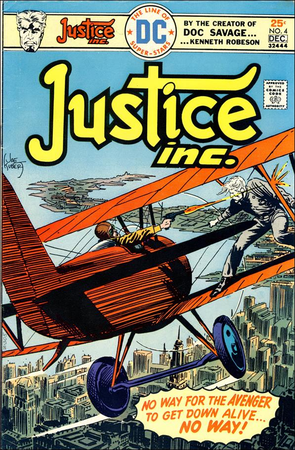 Justice, Inc. (1975) 4-A by DC