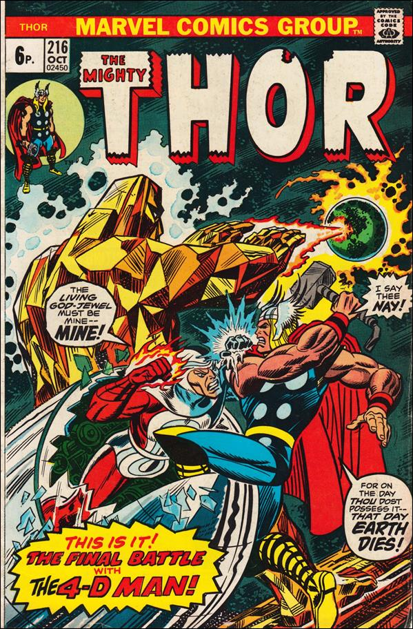 Thor (1966) 216-B by Marvel