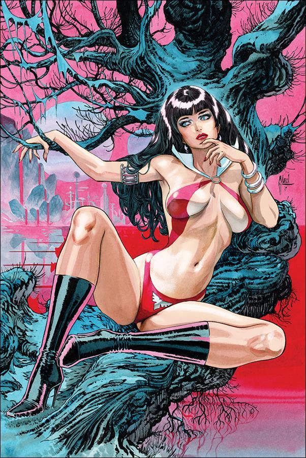 Vampirella (2019) 2-K by Dynamite Entertainment
