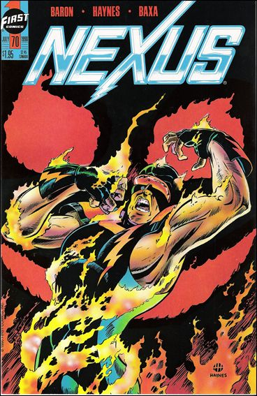 Nexus (1985) 70-A by First