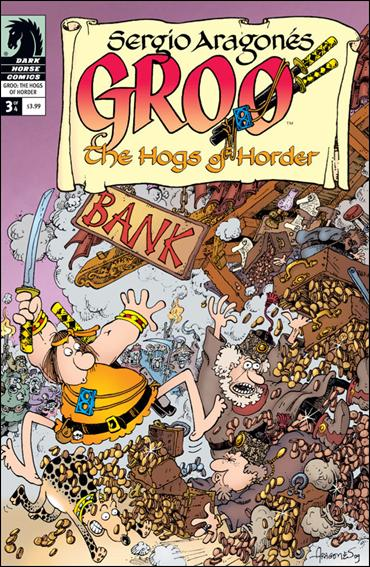 Sergio Aragones' Groo: The Hogs of Horder 3-A by Dark Horse