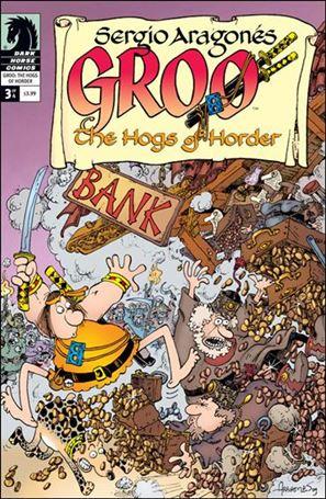 Sergio Aragones' Groo: The Hogs of Horder 3-A
