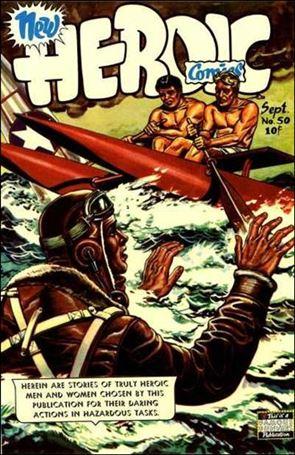 New Heroic Comics 50-A