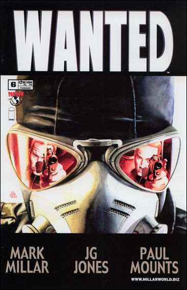 Wanted (2003) 6-D by Top Cow