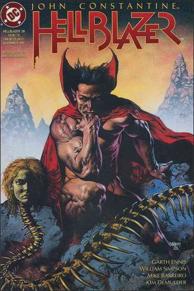 Hellblazer (1988) 59-A by Vertigo