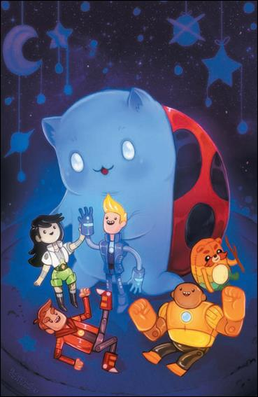 Bravest Warriors 12-D by Kaboom!