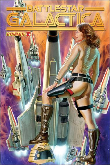 Battlestar Galactica (2013) 2-A by Dynamite Entertainment