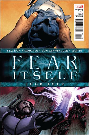 Fear Itself 4-A by Marvel