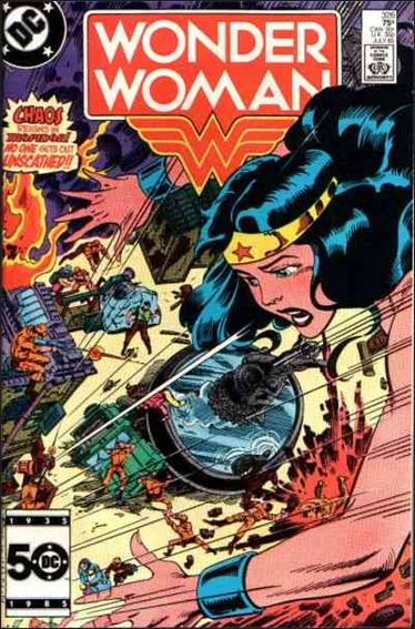 Wonder Woman (1942) 326-A by DC