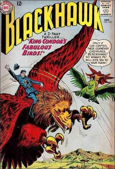 Blackhawk (1944) 192-A by DC