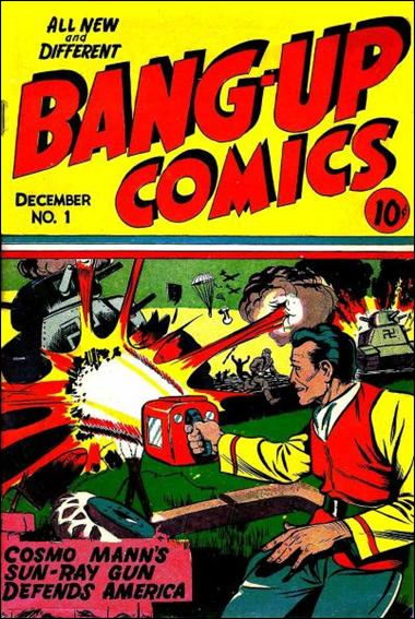 Bang-Up Comics 1-A by Progressive Publishers