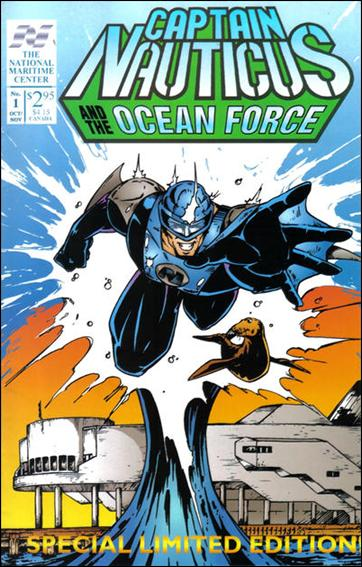 Captain Nauticus and the Ocean Force 1-A by Express