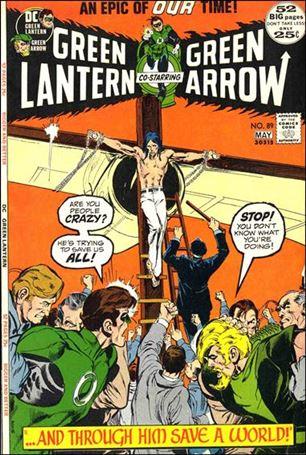 Green Lantern (1960) 89-A