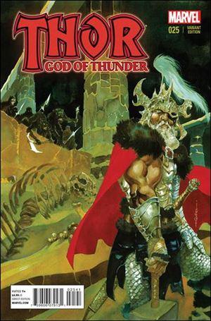 Thor: God of Thunder 25-D