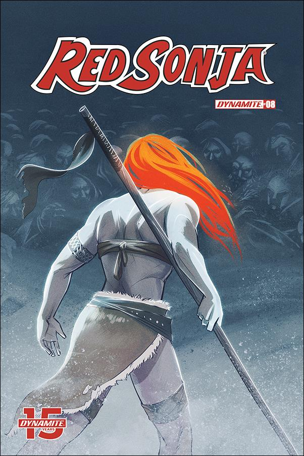 Red Sonja (2019) 8-D by Dynamite Entertainment