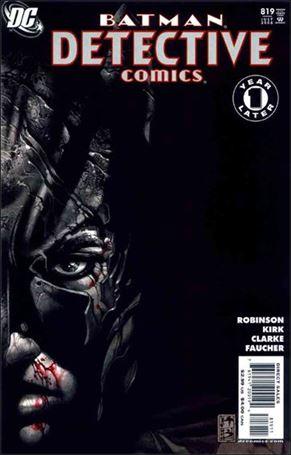Detective Comics (1937) 819-A