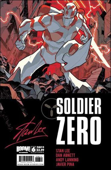 Soldier Zero 6-B by Boom! Studios