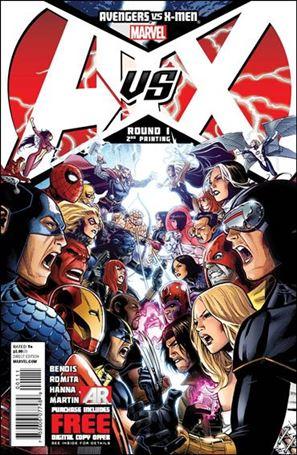 Avengers vs X-Men 1-L