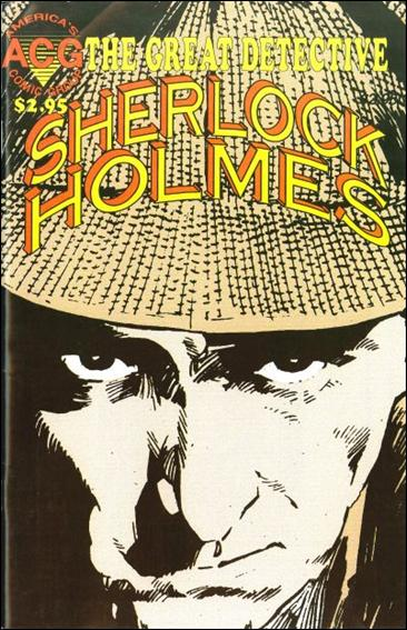 Great Detective Sherlock Holmes 1-A by America's Comic Group (ACG)