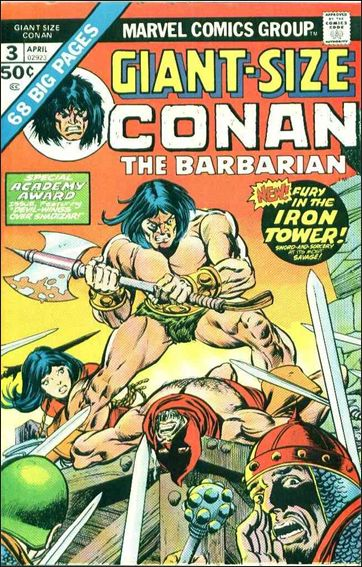Giant-Size Conan 3-A by Marvel