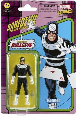 Marvel Legends Retro (3.75 inch Series) Bullseye