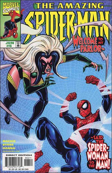 Amazing Spider-Man (1999) 6-A by Marvel