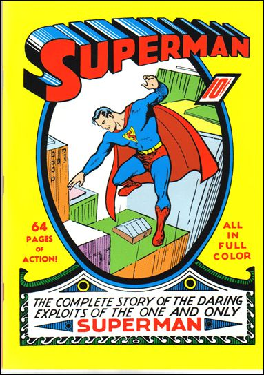 Superman (1939) 1-B by DC