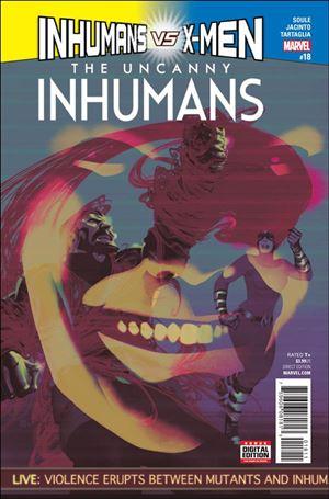 Uncanny Inhumans 18-A