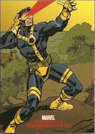 2008 Marvel Masterpieces: Series 2 (Base Set) 13-A by SkyBox