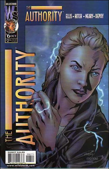 Authority (1999) 6-A by WildStorm