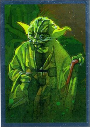 Star Wars Galaxy: Series 7 (Foil Subset) 15-A