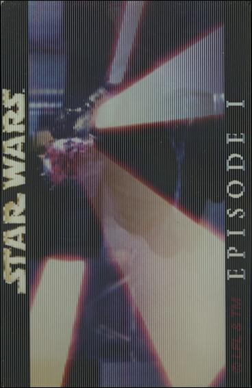Star Wars: Episode I 3D Motion Cards (Promo UK) nn8-A by Lucasfilm Ltd.