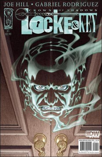 Locke & Key: Crown of Shadows 1-A by IDW