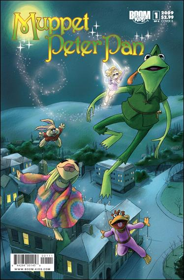 Muppet Peter Pan 1-B by Boom! Kids