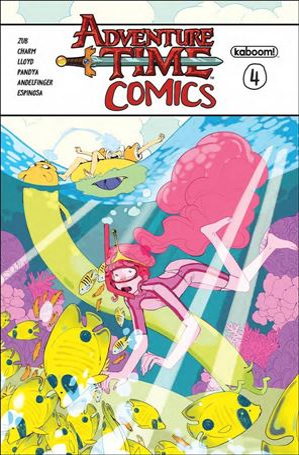 Adventure Time Comics 4-A