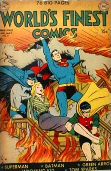 World's Finest Comics 51-A by DC