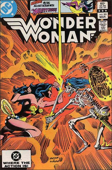 Wonder Woman (1942) 301-A by DC