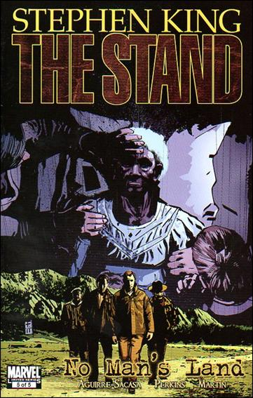 Stand: No Man's Land 5-A by Marvel