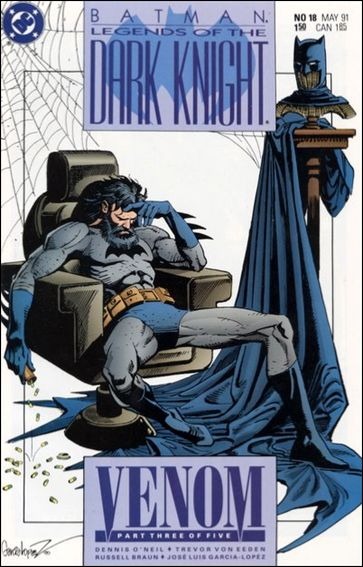 Batman: Legends of the Dark Knight 18-A by DC