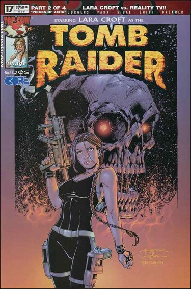 Tomb Raider: The Series 17-A by Top Cow
