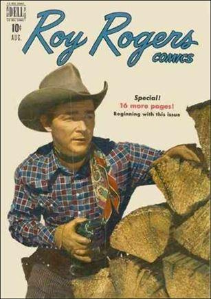 Roy Rogers Comics 20-A