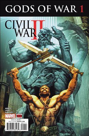 Civil War II: Gods of War 1-A