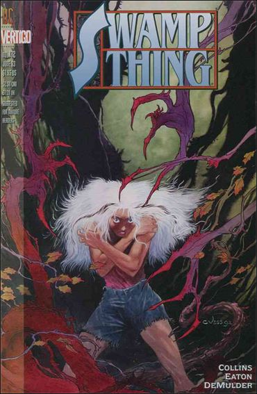 Swamp Thing (1986) 132-A by Vertigo