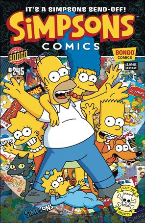 Simpsons Comics 245-A